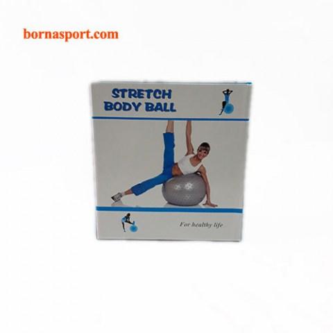 توپ جیم بال خاردار Stretch Body با قطر 75 سانتیمتر