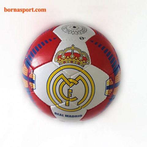 توپ فوتبال باشگاهی طرح رئال مادرید (سایز 5)