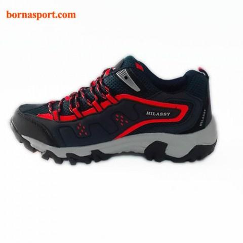کفش کوهنوردی  HILASSY کد JT-539-B (سایز 37 تا 41)