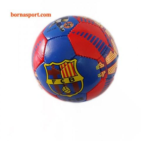 توپ فوتبال باشگاهی طرح بارسلونا